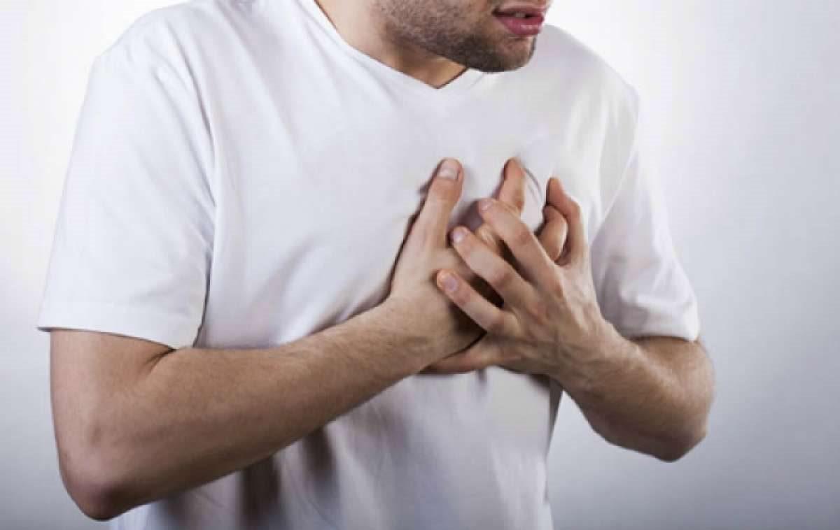 Đau ngực có thể do bệnh lý về mạch vành